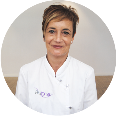 Cristina García Ruiz - Fisioterapia Fisiona Vitoria